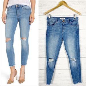 DL1961 • Florence Instasculpt Skinny Jeans 28